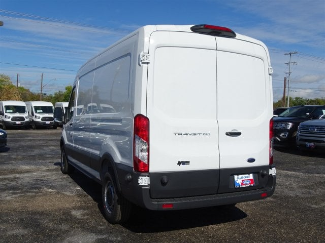 2018 Transit 250 Med Roof 4x2,  Empty Cargo Van #VKB40772 - photo 2