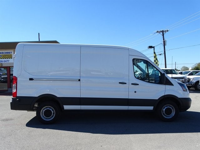 2018 Transit 250 Med Roof 4x2,  Empty Cargo Van #VKB40780 - photo 3
