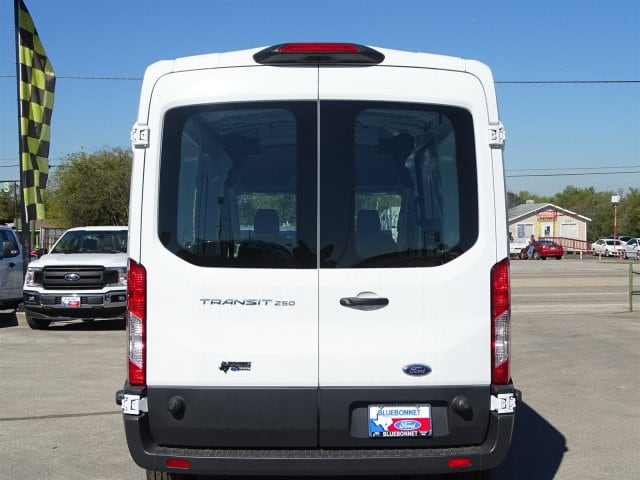 2018 Transit 250 Med Roof 4x2,  Empty Cargo Van #VKB40780 - photo 5