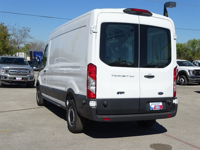 2018 Transit 250 Med Roof 4x2,  Empty Cargo Van #VKB40780 - photo 6