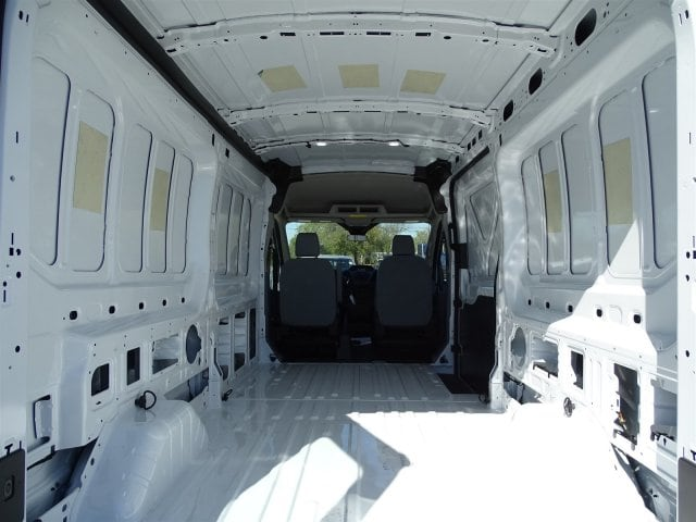 2018 Transit 250 Med Roof 4x2,  Empty Cargo Van #VKB40780 - photo 2