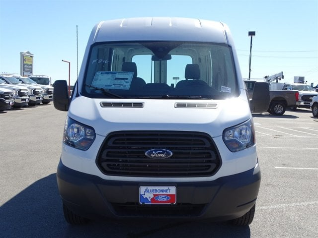 2018 Transit 250 Med Roof 4x2,  Empty Cargo Van #VKB40780 - photo 9