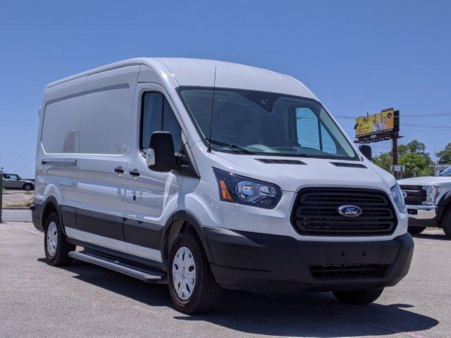 2019 Ford Transit 350 Med Roof RWD, Upfitted Cargo Van #VKB43703 - photo 1