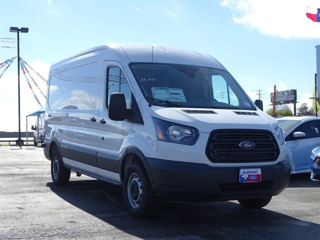 2018 Transit 250 Med Roof 4x2,  Empty Cargo Van #VKB46127 - photo 3