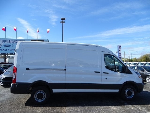 2018 Transit 250 Med Roof 4x2,  Empty Cargo Van #VKB46127 - photo 4