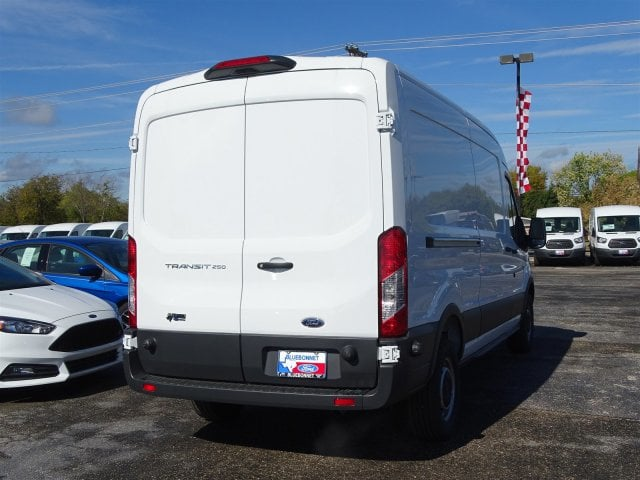 2018 Transit 250 Med Roof 4x2,  Empty Cargo Van #VKB46127 - photo 5