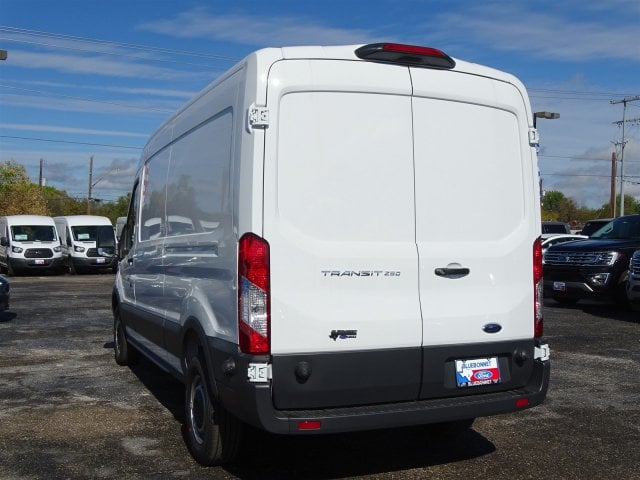 2018 Transit 250 Med Roof 4x2,  Empty Cargo Van #VKB46127 - photo 2