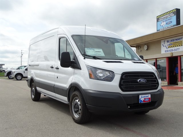 2018 Transit 250 Med Roof 4x2,  Empty Cargo Van #VKB46129 - photo 3