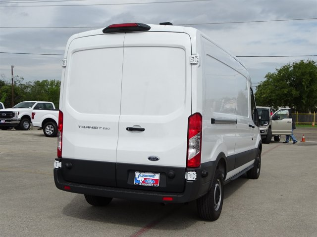 2018 Transit 250 Med Roof 4x2,  Empty Cargo Van #VKB46129 - photo 5