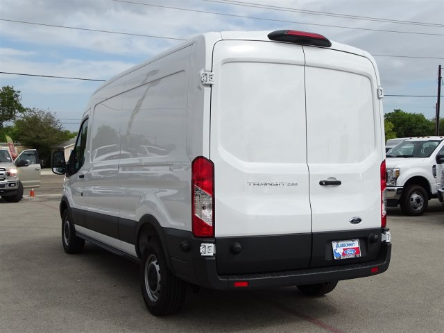 2018 Transit 250 Med Roof 4x2,  Empty Cargo Van #VKB46129 - photo 7