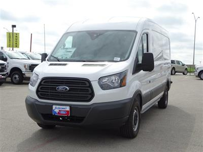 2018 Transit 250 Med Roof 4x2,  Empty Cargo Van #VKB46129 - photo 9
