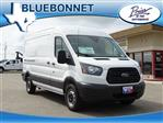 2018 Transit 250 Med Roof 4x2,  Empty Cargo Van #VKB46129 - photo 1