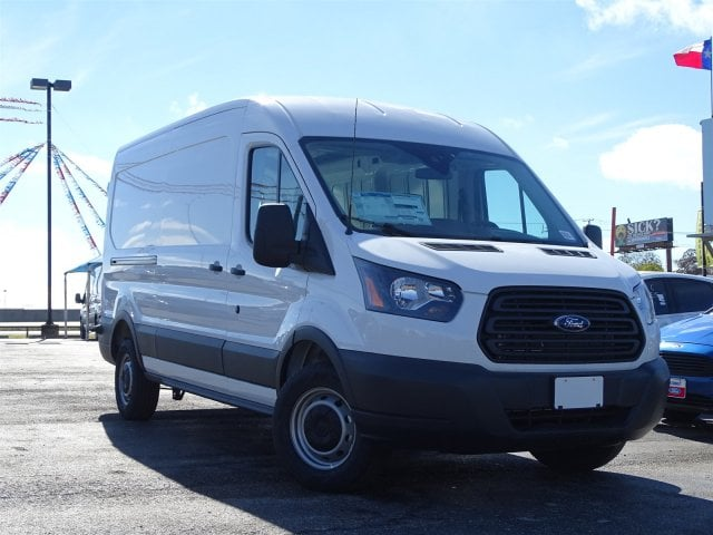 2018 Transit 250 Med Roof 4x2,  Empty Cargo Van #VKB46130 - photo 7