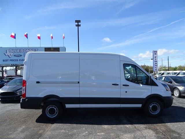 2018 Transit 250 Med Roof 4x2,  Empty Cargo Van #VKB46130 - photo 4