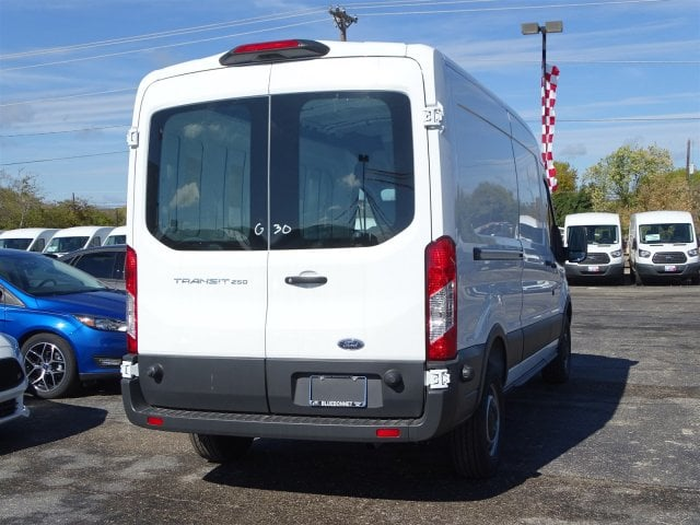 2018 Transit 250 Med Roof 4x2,  Empty Cargo Van #VKB46130 - photo 5