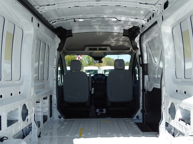 2018 Transit 250 Med Roof 4x2,  Empty Cargo Van #VKB46130 - photo 2
