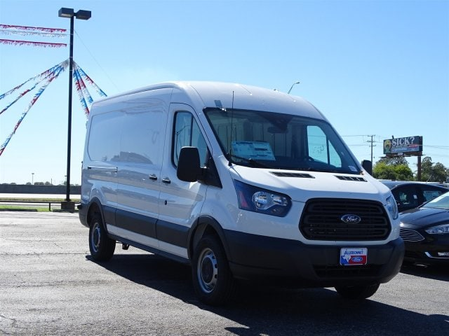 2018 Transit 250 Med Roof 4x2,  Empty Cargo Van #VKB46133 - photo 1