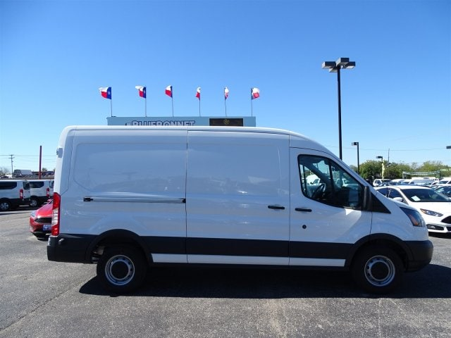 2018 Transit 250 Med Roof 4x2,  Empty Cargo Van #VKB46133 - photo 3