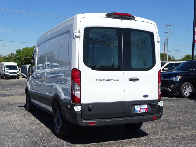 2018 Transit 250 Med Roof 4x2,  Empty Cargo Van #VKB46133 - photo 5