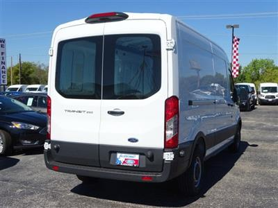 2018 Transit 250 Med Roof 4x2,  Empty Cargo Van #VKB46133 - photo 2
