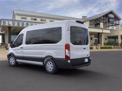 2019 Ford Transit 150 Med Roof 4x2, Passenger Wagon #VKB67076 - photo 2
