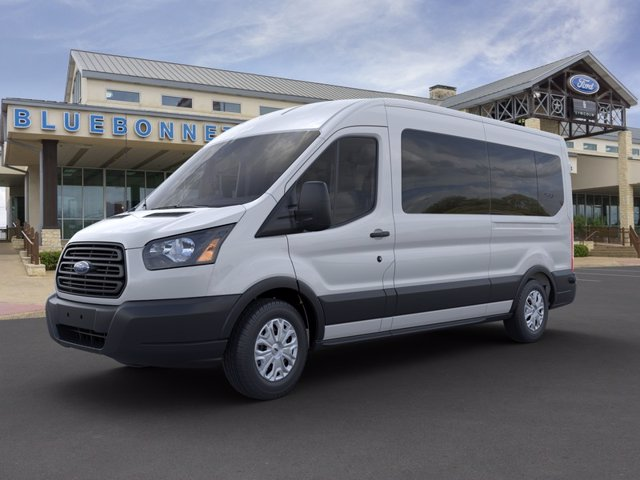 2019 Ford Transit 350 Med Roof 4x2, Passenger Wagon #VKB72863 - photo 1