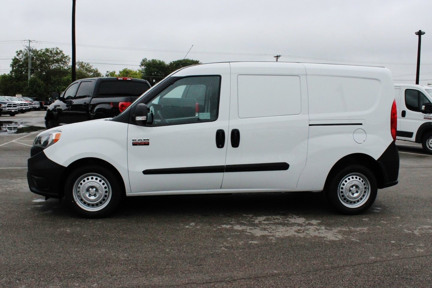 2017 ProMaster City Cargo Van #B6H28562 - photo 4