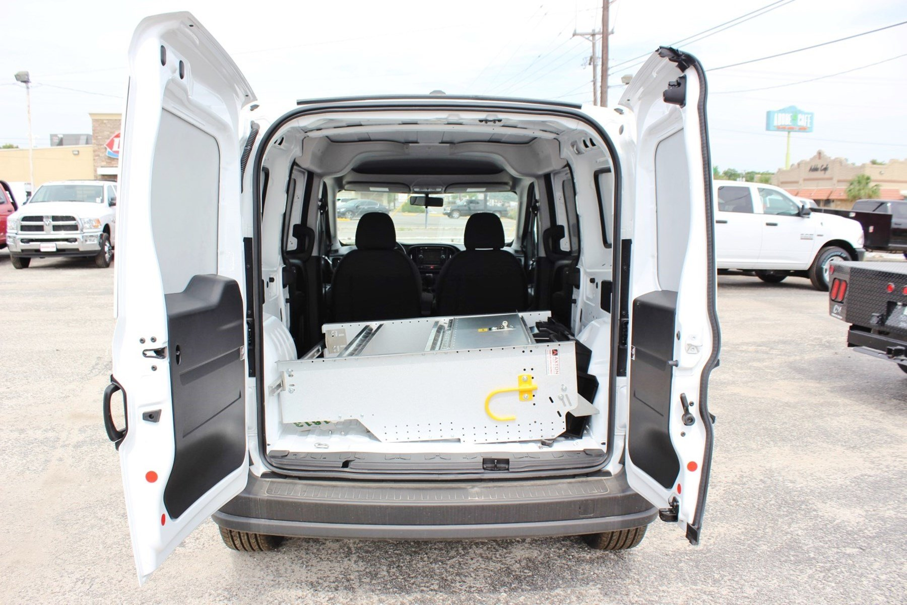 2018 ProMaster City,  Upfitted Cargo Van #B6K18761 - photo 2