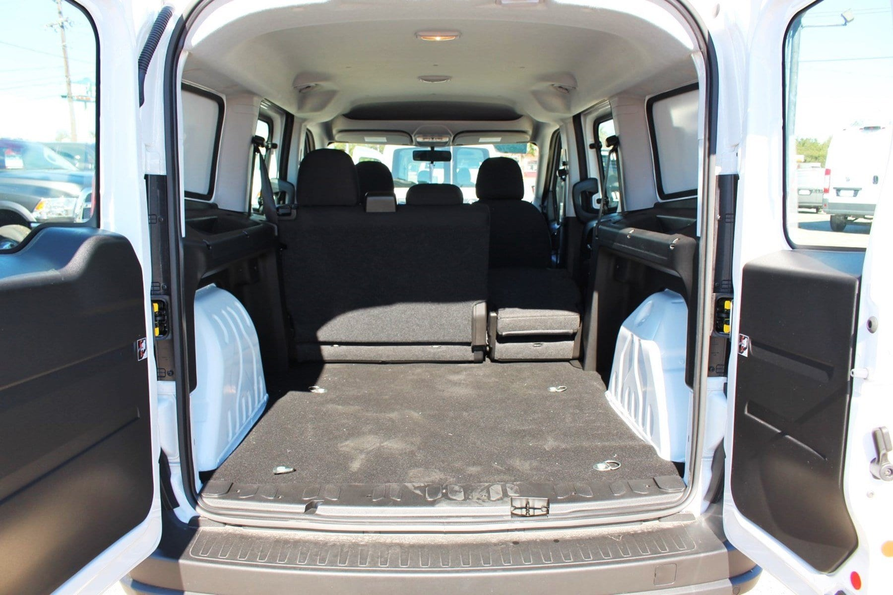 2018 ProMaster City FWD,  Empty Cargo Van #B6L57654 - photo 2