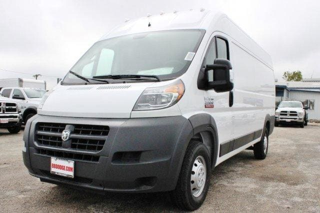 2018 ProMaster 3500 High Roof,  Empty Cargo Van #SE102753 - photo 3