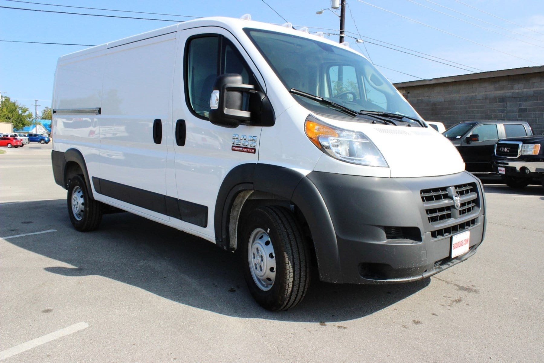 2018 ProMaster 1500 Standard Roof, Cargo Van #SE105955 - photo 1