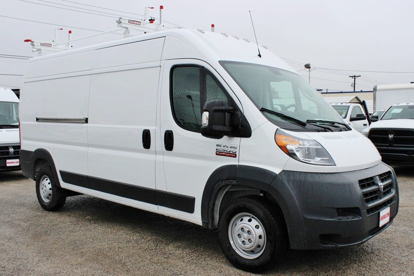 2018 ProMaster 2500 High Roof,  Weather Guard Upfitted Cargo Van #SE106095 - photo 6