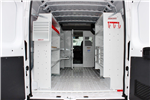 2018 ProMaster 2500 High Roof,  Weather Guard Upfitted Cargo Van #SE106095 - photo 1