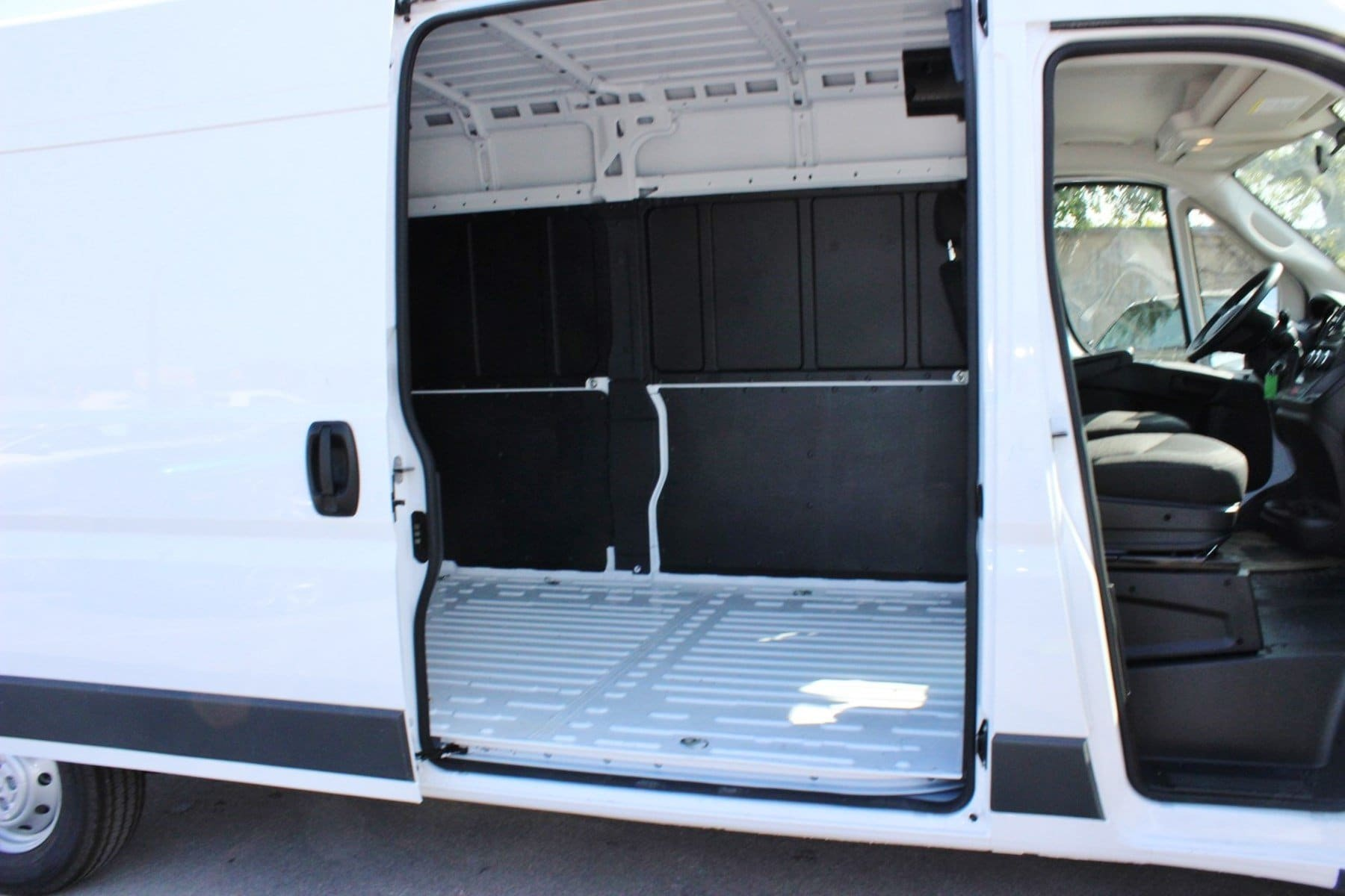 2018 ProMaster 2500 High Roof,  Empty Cargo Van #SE106098 - photo 12