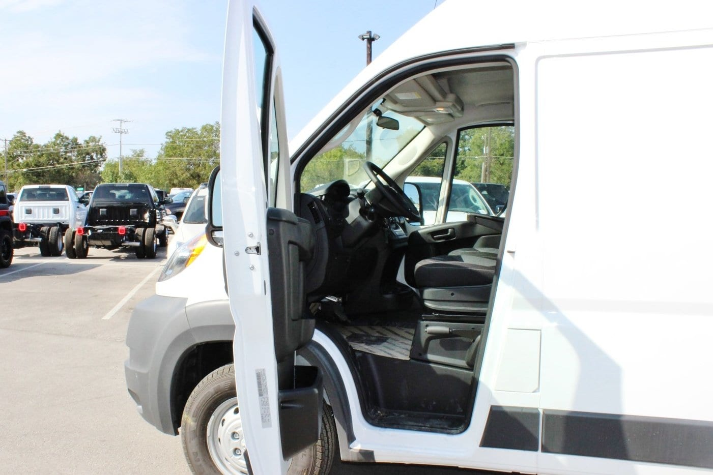 2018 ProMaster 2500 High Roof,  Empty Cargo Van #SE106098 - photo 14