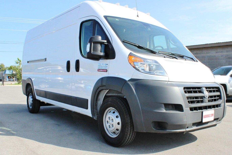 Cargo Van For Sale >> New 2018 Ram Promaster 2500 Empty Cargo Van For Sale In New