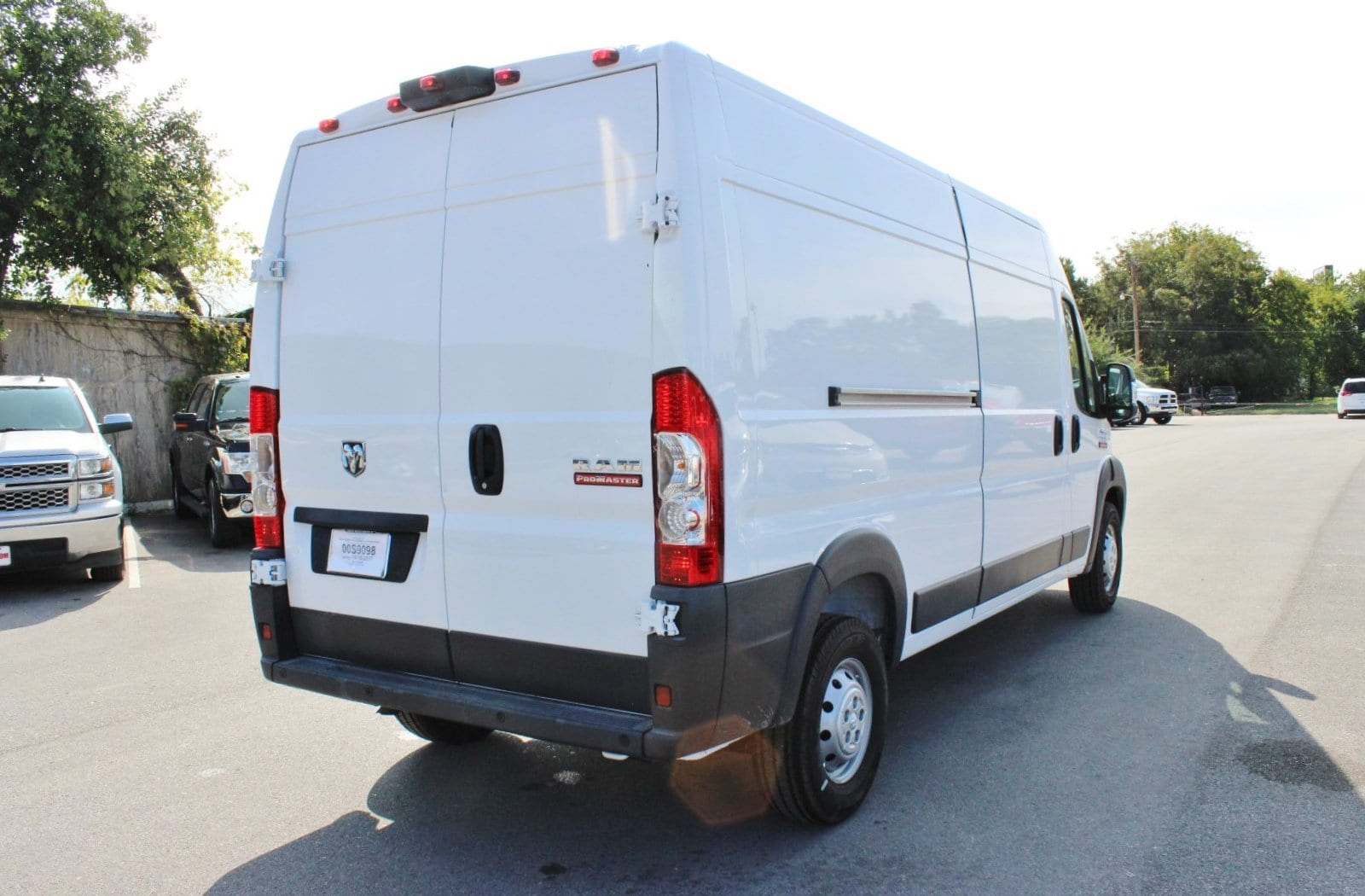 2018 ProMaster 2500 High Roof,  Empty Cargo Van #SE106098 - photo 6