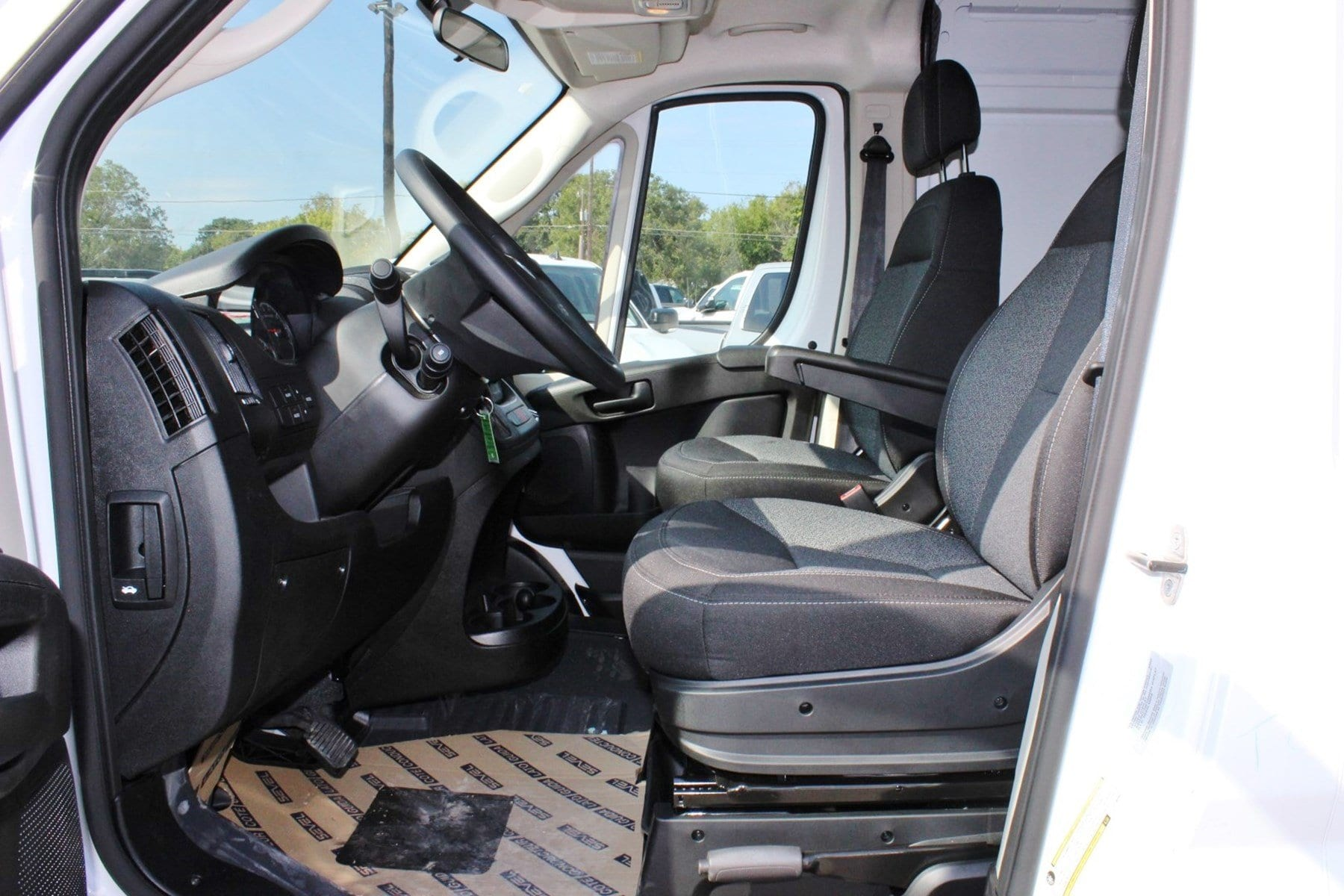 2018 ProMaster 2500 High Roof, Cargo Van #SE106098 - photo 10