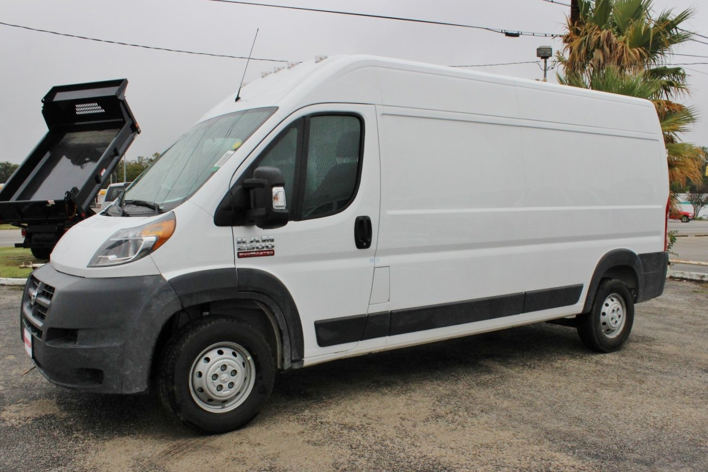 2018 ProMaster 2500 High Roof, Van Upfit #SE106099 - photo 4