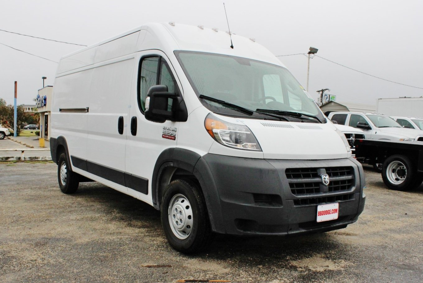 2018 ProMaster 2500 High Roof, Van Upfit #SE106099 - photo 6