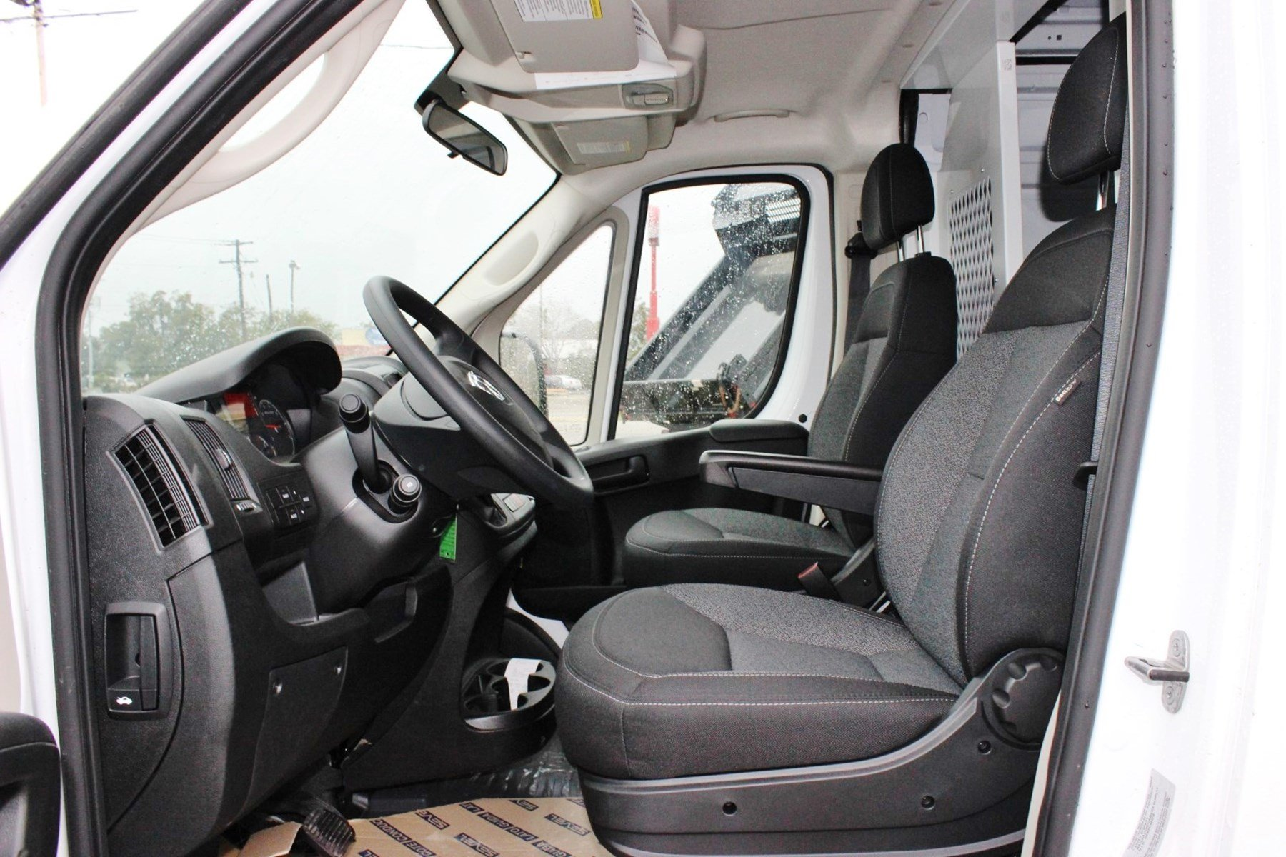 2018 ProMaster 2500 High Roof, Van Upfit #SE106099 - photo 14