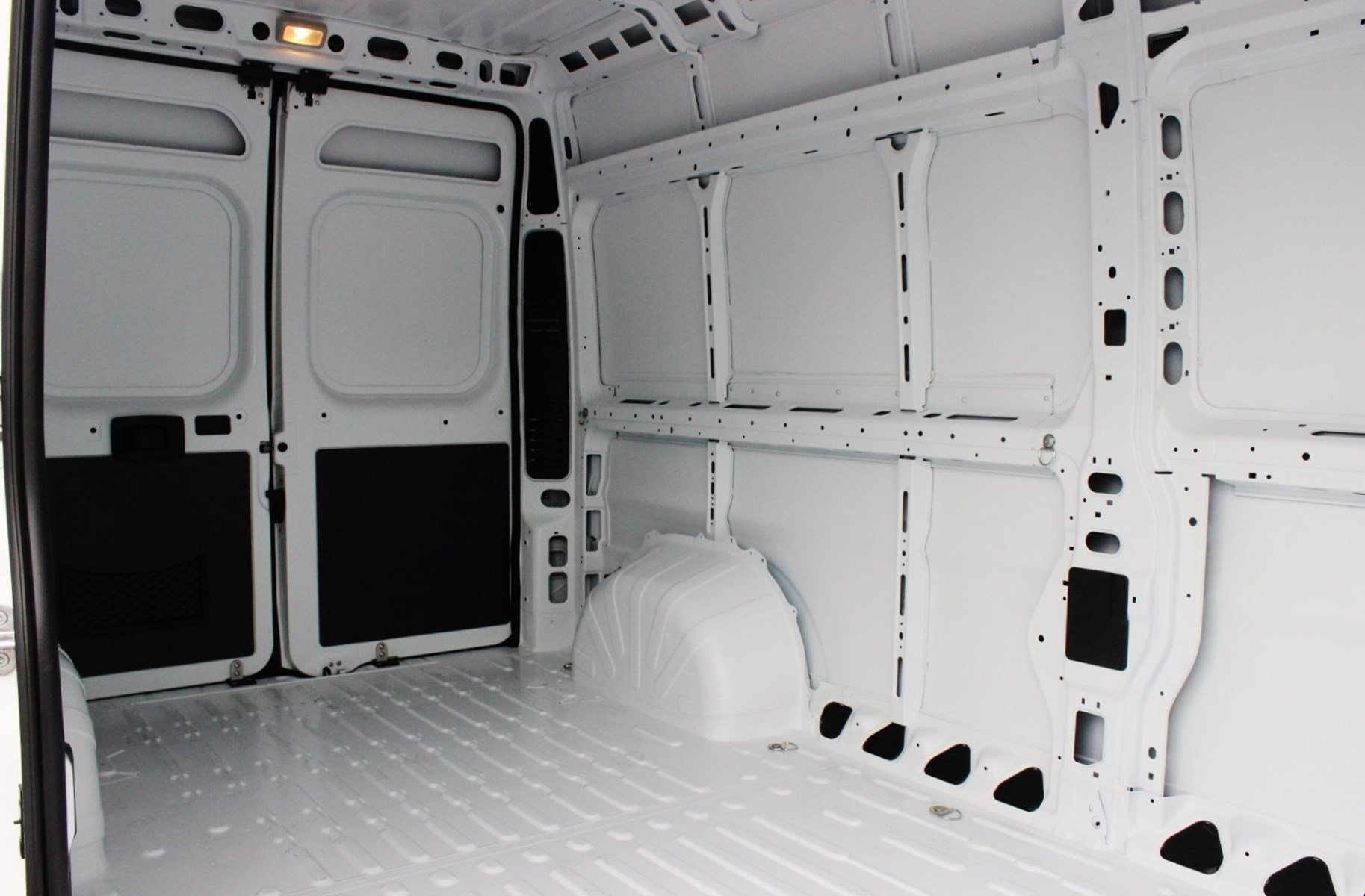 2018 ProMaster 2500 High Roof,  Empty Cargo Van #SE108047 - photo 12