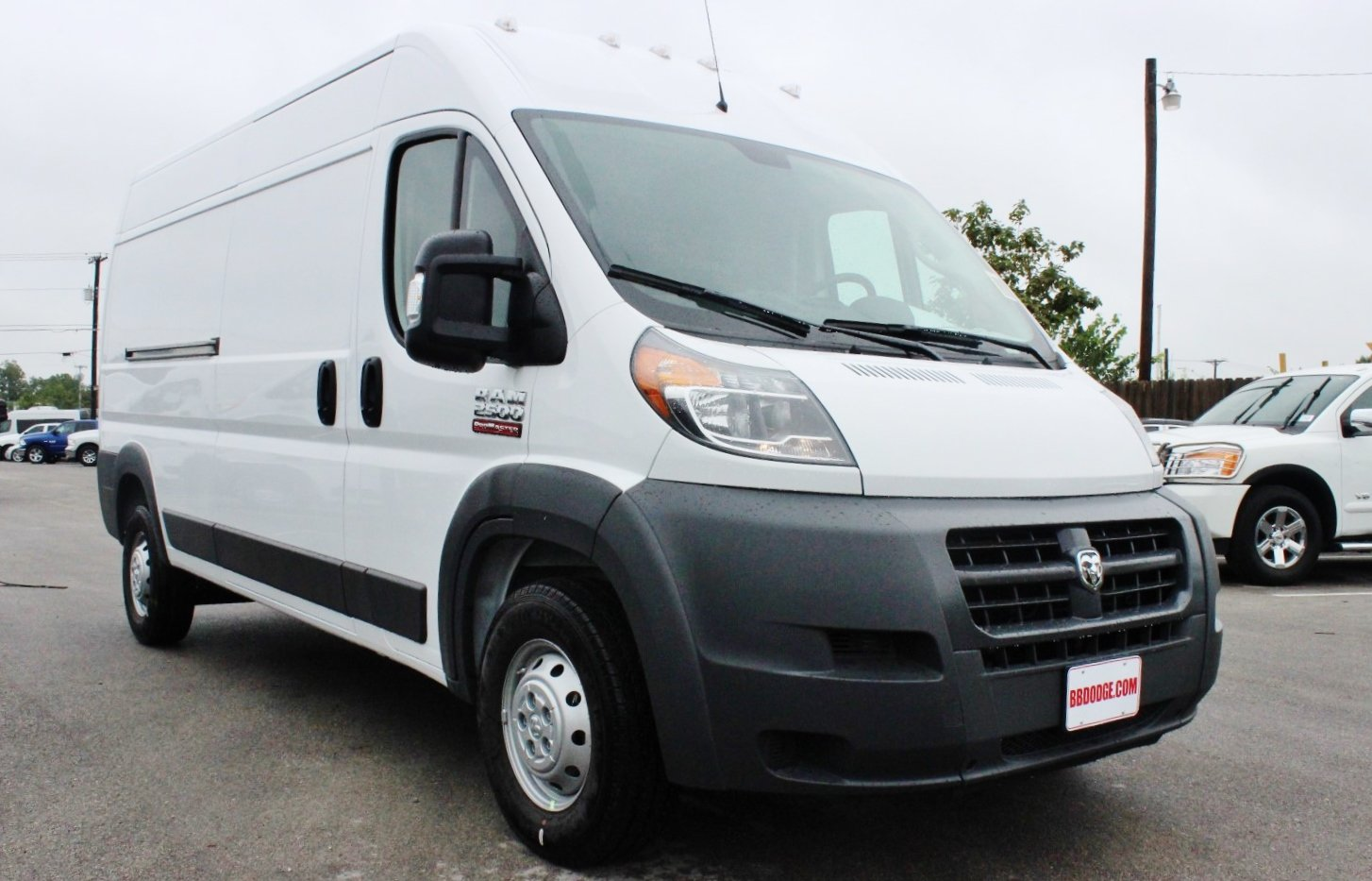 2018 ProMaster 2500 High Roof,  Empty Cargo Van #SE108047 - photo 5