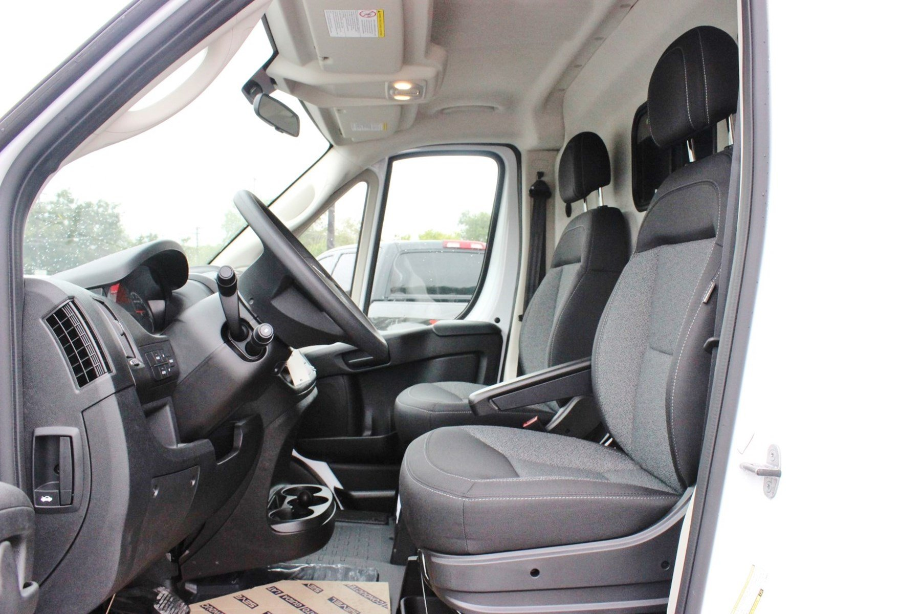 2018 ProMaster 2500 High Roof,  Empty Cargo Van #SE108047 - photo 9