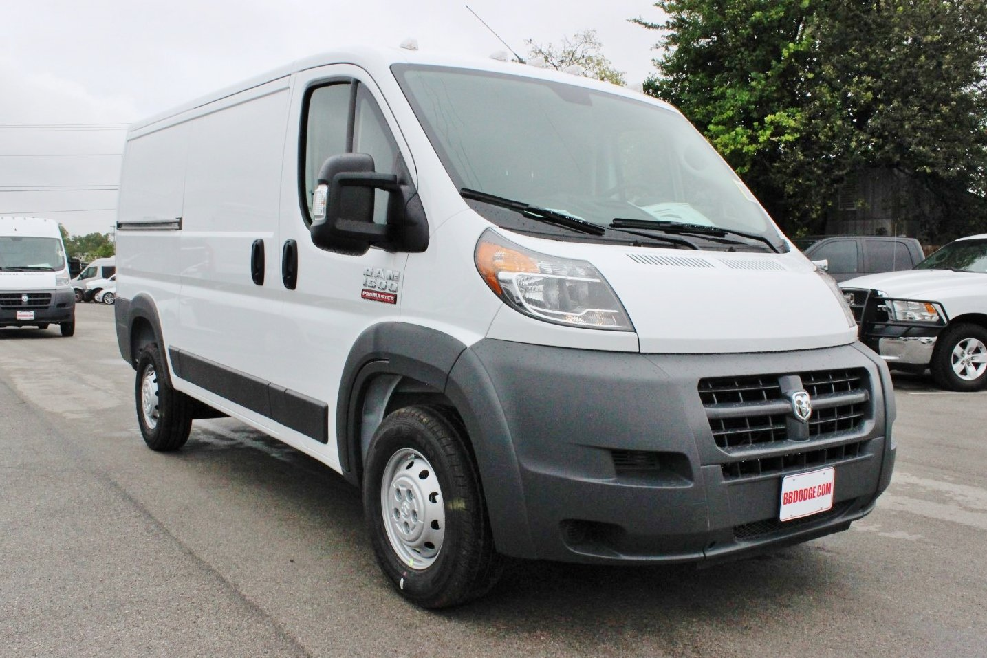 2018 ProMaster 1500 Standard Roof,  Empty Cargo Van #SE108504 - photo 5