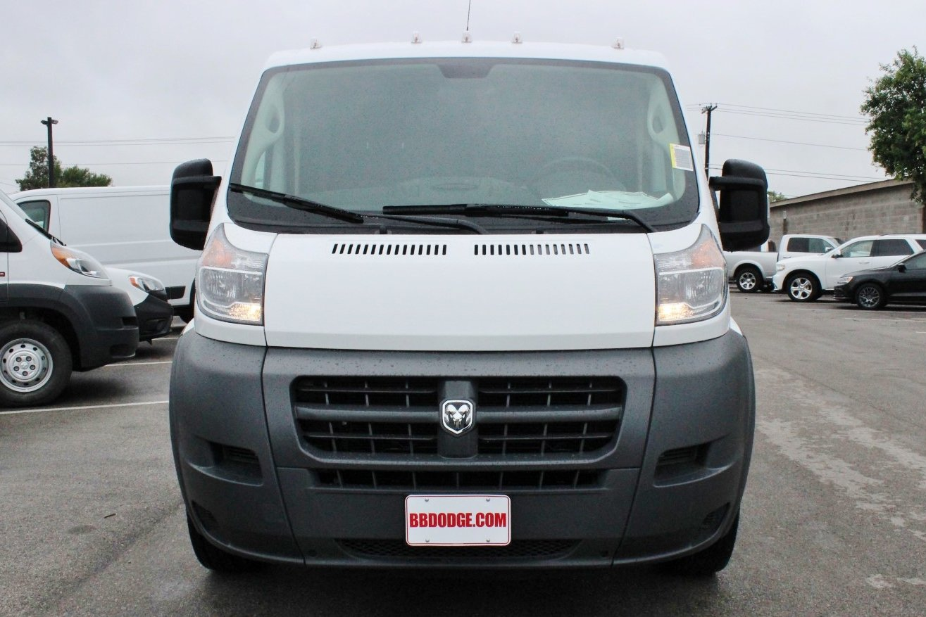 2018 ProMaster 1500 Standard Roof, Cargo Van #SE108506 - photo 3