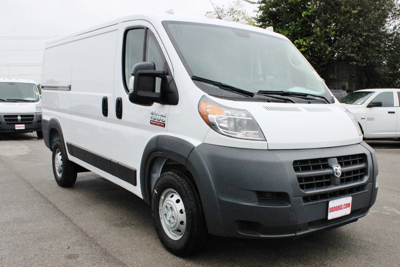 2018 ProMaster 1500 Standard Roof, Cargo Van #SE108506 - photo 4