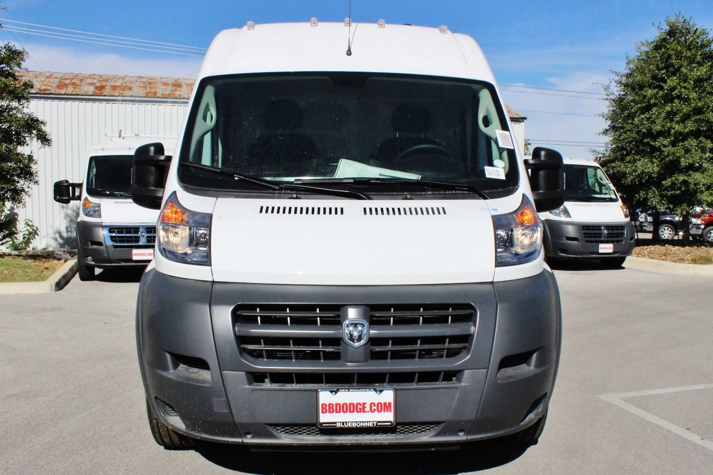 2018 ProMaster 3500 High Roof,  Upfitted Cargo Van #SE112328 - photo 6