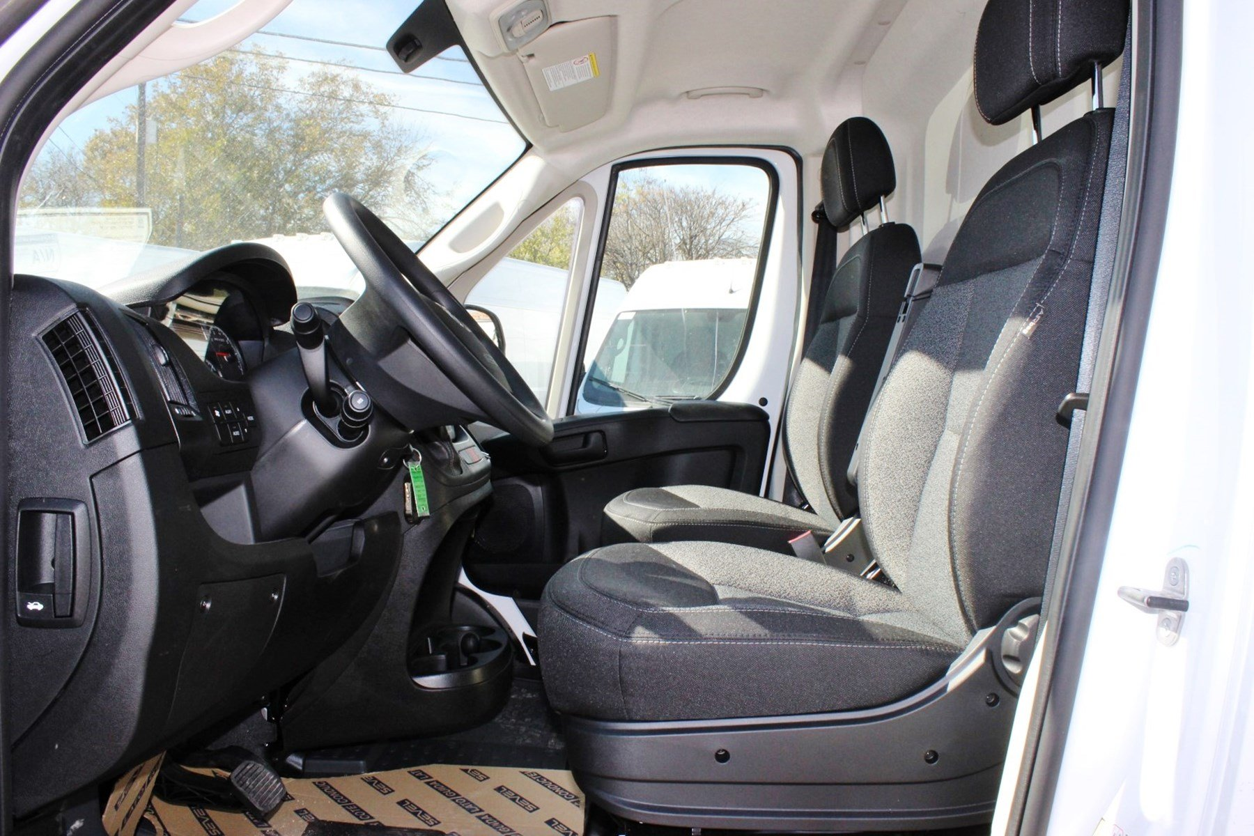 2018 ProMaster 3500 High Roof,  Upfitted Cargo Van #SE112328 - photo 10