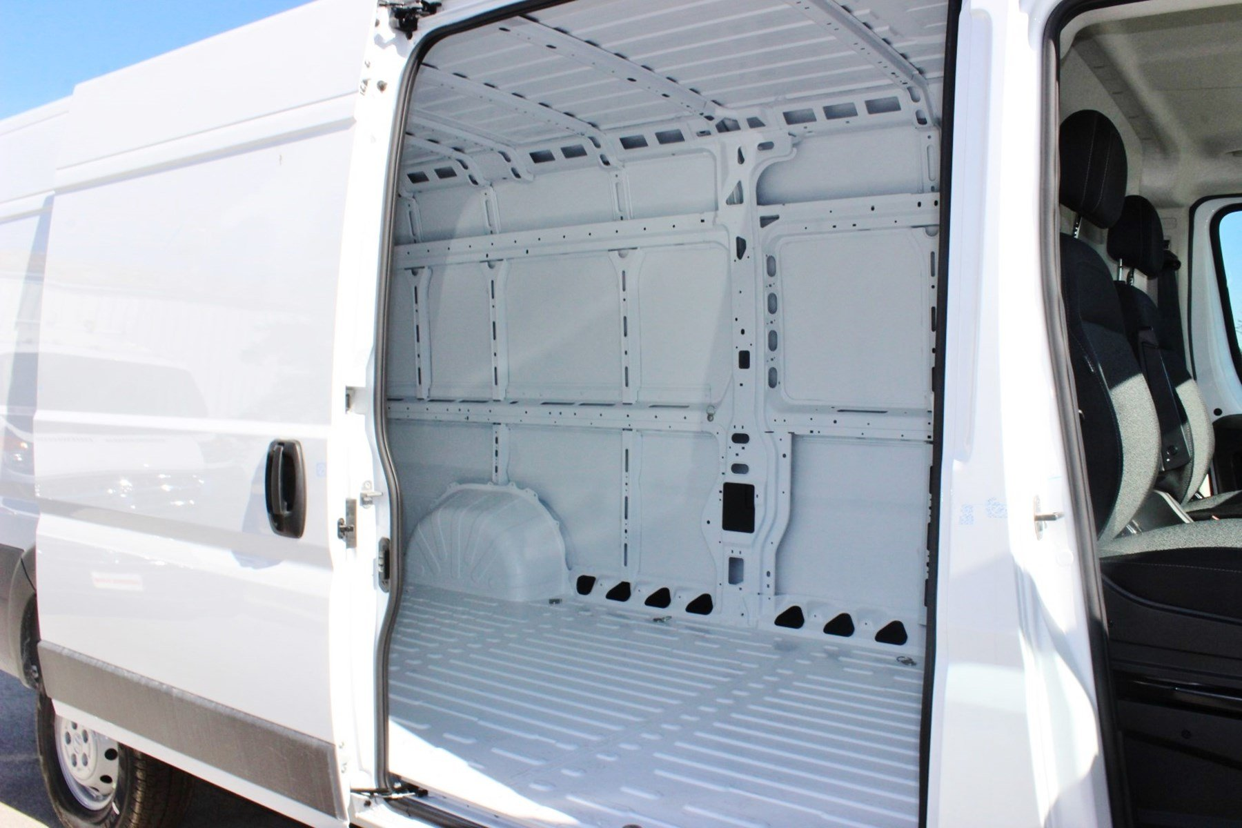 2018 ProMaster 3500 High Roof,  Upfitted Cargo Van #SE112328 - photo 12